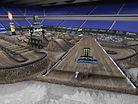 2019 Detroit Supercross - Animated Track Map