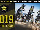 ICE ONE Rockstar Energy Husqvarna Factory Racing MXGP - 2019 Team Intro