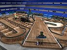 2019 Indianapolis Supercross - Animated Track Map
