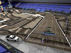 2019 Seattle Supercross - Animated Track Map