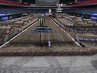 2019 Nashville Supercross - Animated Track Map