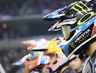 The Science of Supercross - Helmet Impact Technology