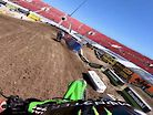 Onboard: Adam Cianciarulo - 2019 Las Vegas Supercross Track Preview