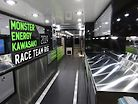 The Science of Supercross - New Team Transporter