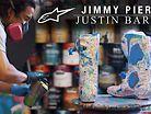 A Look at Justin Barcia's Custom MX Gear Designed by Jimmy Pierce