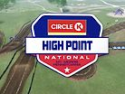 2019 High Point Motocross National - Animated Track Map