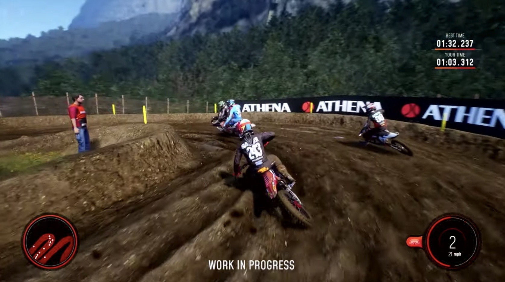 MXGP 2019: The Official Video Game - Gameplay Trailer