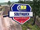 2019 Southwick Motocross National - Animated Track Map