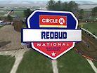 2019 RedBud Motocross National - Animated Track Map