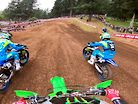 Onboard: Adam Cianciarulo - 2019 Washougal Motocross National