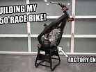 Cole Seely's Vlog - CR250 Bike Build, Episode 4