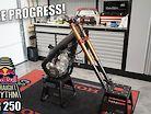 Cole Seely's Vlog - CR250 Bike Build, Episode 6