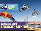'90s Moto Show - Red Bull Straight Rhythm ft. Cooper Webb & Ryan Sipes