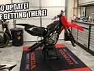 Cole Seely's Vlog - CR250 Bike Build, Episode 7