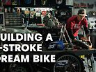 Rebuilding a Honda Two-Stroke Bike with Aaron Colton