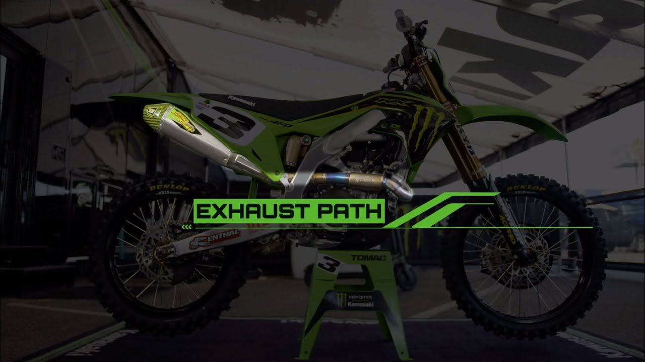 The Science of Supercross - Exhaust