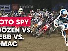 Moto Spy: Season 4, Episode 3 - Battle of Three Supercross Champions
