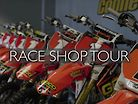 An In-Depth Tour of GEICO Honda's Race Shop