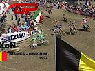 FIM Motocross des Nations History - Episode 1 | MXdN 1997 (Belgium)