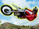 Cole Seely's Vlog - Riding a 250 Two-Stroke in the Hills