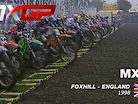 FIM Motocross des Nations History - Episode 2 | MXdN 1998 (England)