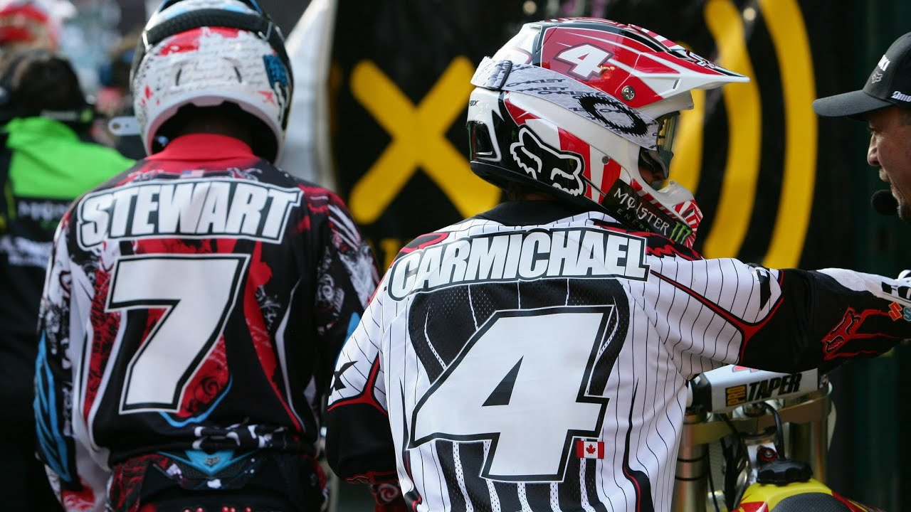 Throwback: 2007 RedBud Motocross National - 2nd Motos