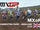 FIM Motocross des Nations History - Episode 9   MXdN 2008 (England)