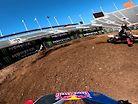 Onboard: Ken Roczen - 2020 Salt Lake City 2 Supercross Track Preview