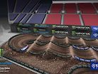 2020 Salt Lake City 4 Supercross - Animated Track Map