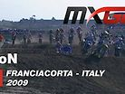 FIM Motocross des Nations History - Episode 10 | MXdN 2009 (Italy)