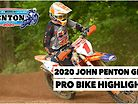 2020 John Penton GNCC Pro Bike Highlights