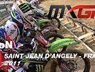 FIM Motocross des Nations History - Episode 12   MXdN 2011 (France)