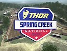 Animated Track Map: 2020 Spring Creek National