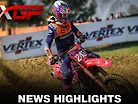 Video Highlights: 2020 MXGP of Europe