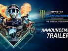 Monster Energy Supercross 4: The Official Video Game - Announcement Trailer