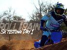 Alex Martin's Vlog - Supercross Testing