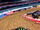 Onboard: Malcolm Stewart - 2021 Houston 2 Supercross Track Preview