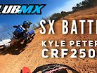 Onboard: Kyle Peters - Supercross Training