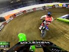 Onboard: Adam Cianciarulo & Malcolm Stewart - 2021 Indianapolis 3 Supercross
