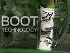 The Science of Supercross - Boot Technology