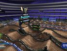 Animated Track Map: 2021 Arlington 1 Supercross