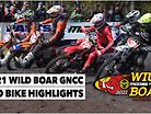 Video Highlights: 2021 Wild Boar GNCC
