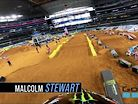 Onboard: Malcolm Stewart - 2021 Arlington 1 SX Track Preview