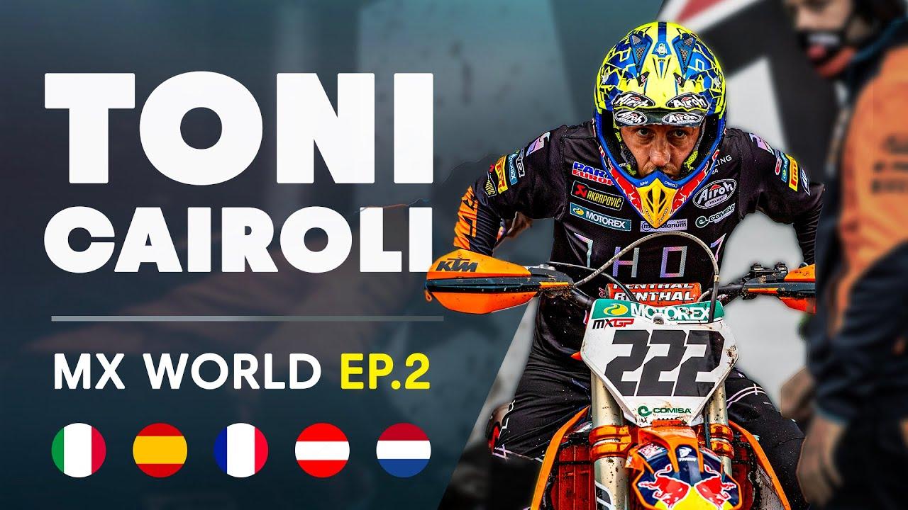MX World: Episode 2 - The KTM Diaries   Antonio Cairoli