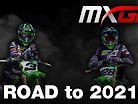 Road to 2021 MXGP: Monster Energy Kawasaki Racing Team