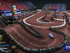 Animated Track Map: 2021 Salt Lake City 1 Supercross