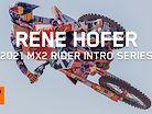 Red Bull KTM Rider Intro: Rene Hofer