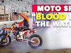 Moto Spy: Season 5, Episode 6 - Blood in the Water