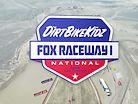 Animated Track Map: 2021 Fox Raceway 1 National