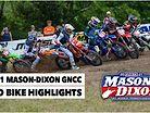 Video Highlights: 2021 Mason Dixon GNCC